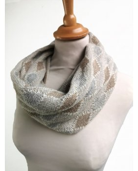 Snood Séoul Beige