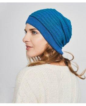 Bonnet Biarritz Bleu