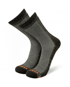 Chaussettes Andante Charcoal