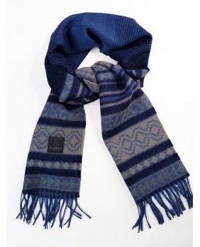 Écharpe Arequipa Bleu