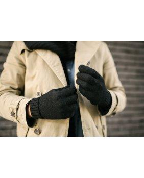 Gants Milan Noir