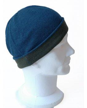 Bonnet Malabo Bleu