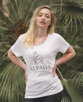 T-shirt « Alpaga Le Monde »...