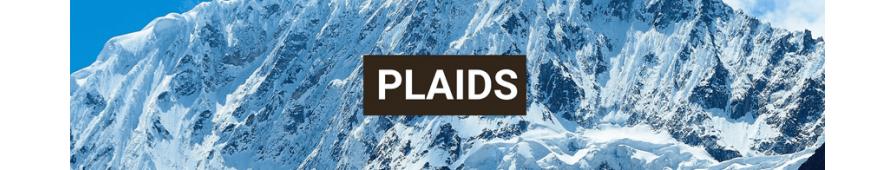 Plaids en alpaga - Alpaga Le Monde
