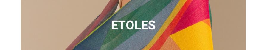 Étoles Alpaga & Soie - Alpaga Le Monde